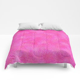 Cotton Candy Winter Comforters