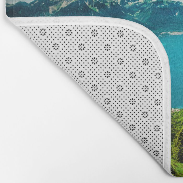 Lake Geneva Bath Mat