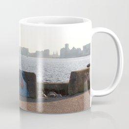Harbour views from Amsterdam North Coffee Mug