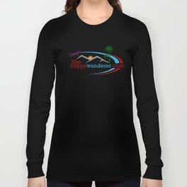 The Happy Wanderer Club Long Sleeve T-shirt