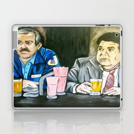Cheers to Cliff and Norm Laptop & iPad Skin