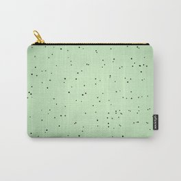 Mint Chocolate Chip Carry-All Pouch