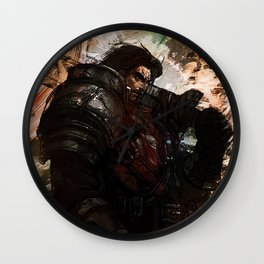 League of Legends GAREN Wall Clock