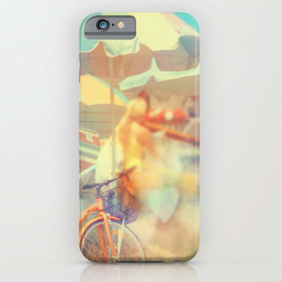 Seaside Town iPhone & iPod Case