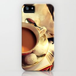 Book of Roses iPhone Case