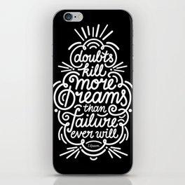 Doubts kill iPhone Skin
