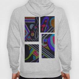 Pastel Series Nebulae Hoody