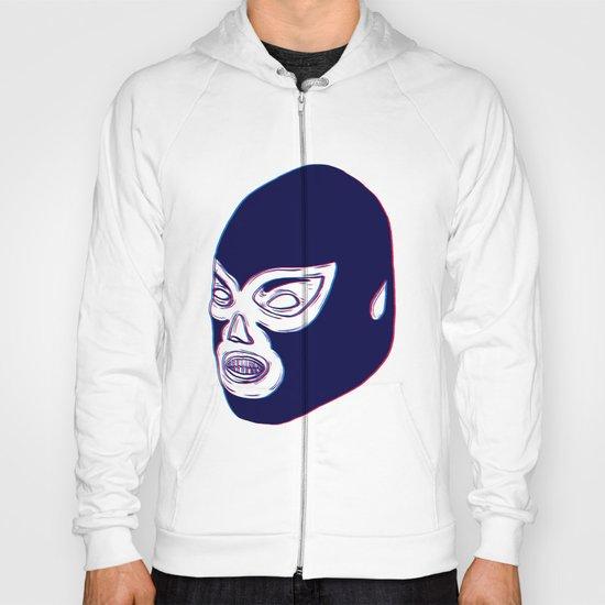 Lucha Libre Mask Hoody