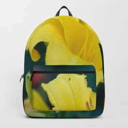 Yellow Lily Backpack