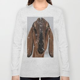 Braving the Snow Long Sleeve T-shirt