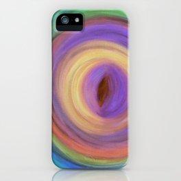 Inside eyes 2 iPhone Case