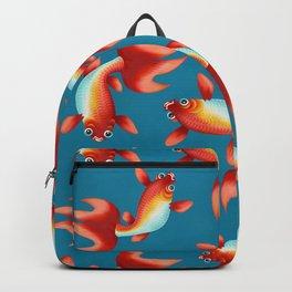 Koi fish I Backpack