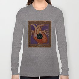 Hole in Art Long Sleeve T-shirt