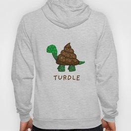 Turdle - Poop - Turtle - 57 Montgomery Art Hoody