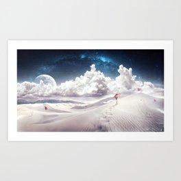 Tempus Fugit Art Print