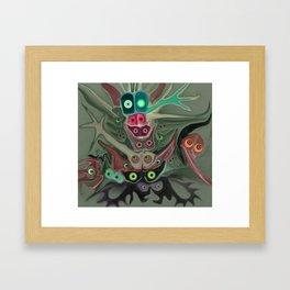 Nous Framed Art Print