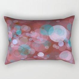Bokeh 6. Rectangular Pillow