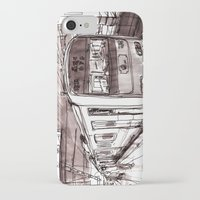 subway iPhone & iPod Cases featuring Subway by Jonas Ericson