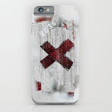 Cross my heart and hope .... Slim Case iPhone 6s
