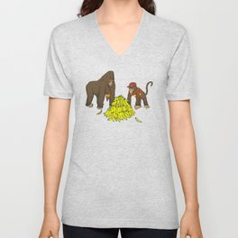 For Kong and Country Unisex V-Neck