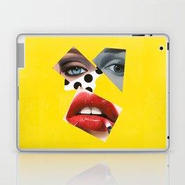 No Filter Me Laptop & iPad Skin
