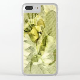 Youngest Son Clear iPhone Case