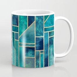 Blue Skies Coffee Mug