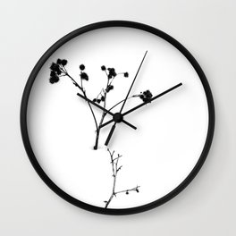 Leftovers Wall Clock