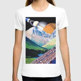On the Mountain Way T-shirt