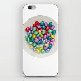 Easter Plate VI iPhone Skin