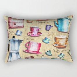 Coffee time! 2.0 Rectangular Pillow