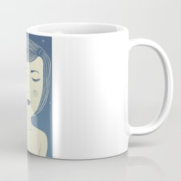 The Moon In Human Form Coffee Mug