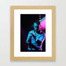 Stars, In Concert Framed Art Print