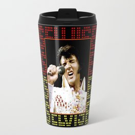 Elvis in Concert Travel Mug