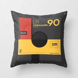 CT Series: AB Rust, Mustard, and Grey Throw Pillow