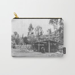 Elephant Land Carry-All Pouch