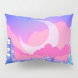 Dreamy Moon Nights Pillow Sham