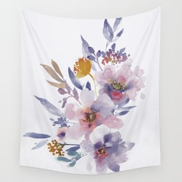 Flowers 8 Wall Tapestry
