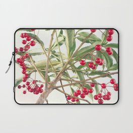 Christmas Berry Laptop Sleeve