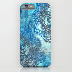 Lost in Blue - a daydream made visible iPhone 6 Slim Case