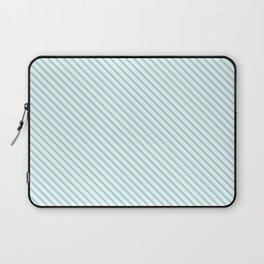 Island Paradise Stripe Laptop Sleeve