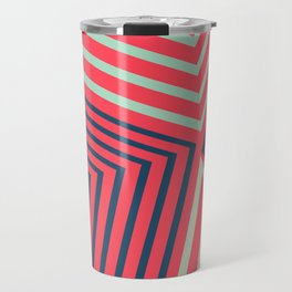 Geometric Design No1 Travel Mug