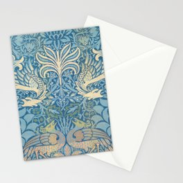 "William Morris ""Peacock and Dragons"" (1) Stationery Cards"