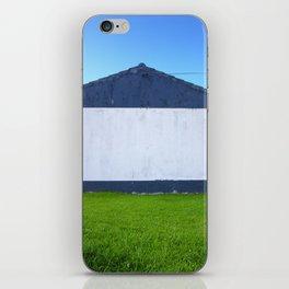 House symmetry iPhone Skin