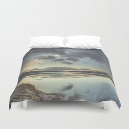 I see the love in you Duvet Cover