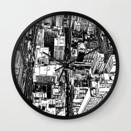 Lighting Reign Wall Clock
