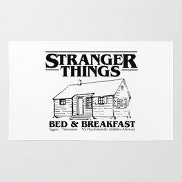 Stranger Bed and Breakfast Rug