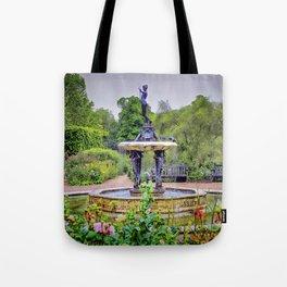 Diana The Huntress, Hyde Park, London Tote Bag