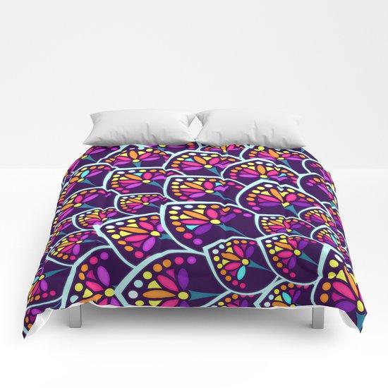 Madeleine Pattern Comforters