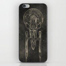 NCC-1701 iPhone & iPod Skin